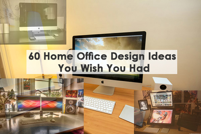 60 Home Office Design Ideas You Wish You Had