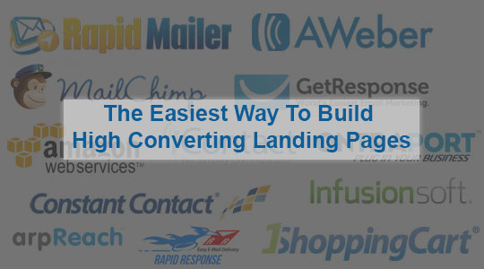 The Easiest Way To Build High Converting Landing Pages
